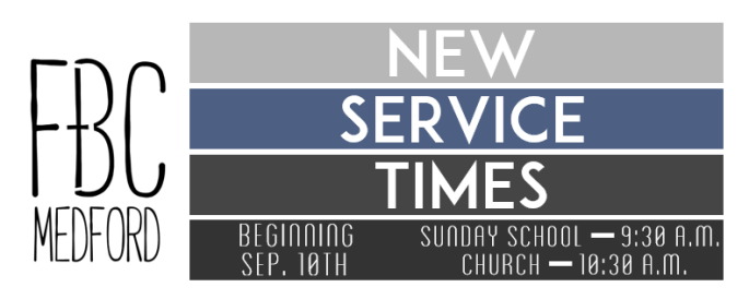 New Service Times 2